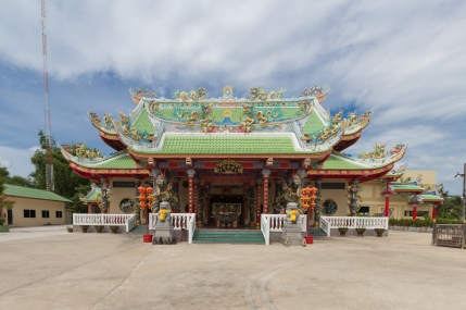 Phuket Guan Nabon Shrine