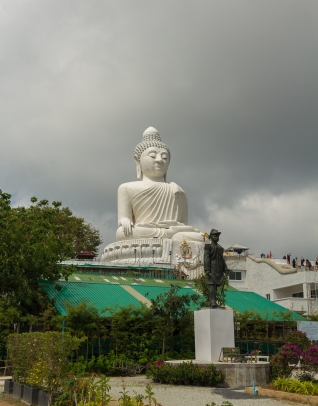 Big Buddha on the Hill