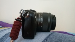 Efm 15-45mm with Eos M