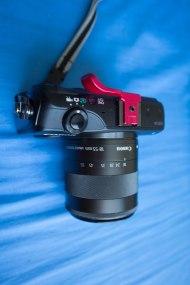 Efm 18-55mm stm on Eos M